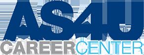 AS4U Career Center Logo